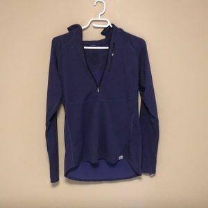 NWOT Patagonia half zip hoodie